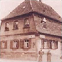 Historienbild Haus